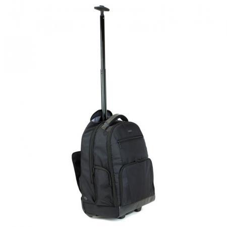 """Рюкзак для ноутбука 15.6"""" Targus TSB700EU нейлон черный targus cn415eu 50"""