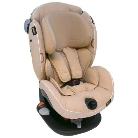 Автокресло BeSafe iZi-Comfort X3 (ivory melange) автокресло besafe 1 izi comfort x3 ruby red 525170 э0000013287