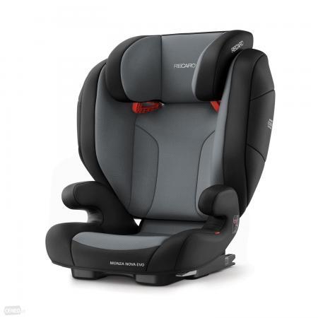 Автокресло Recaro Monza Nova EVO SF (carbon black) автокресло recaro monza nova evo seatfix carbon black