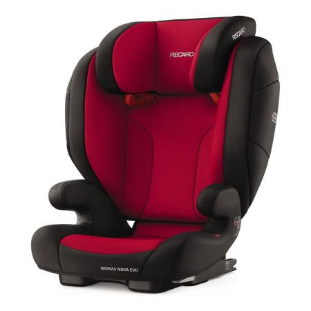 Автокресло Recaro Monza Nova EVO SF (racing red) sp racing f4 evo flight controller 2 6s built in bec barometer
