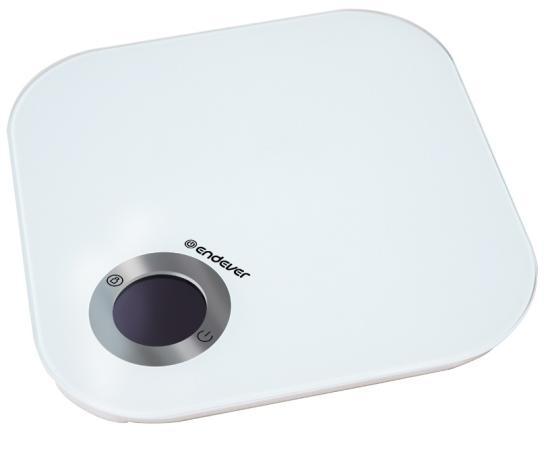 Весы кухонные ENDEVER Skyline KS-530 белый цена и фото