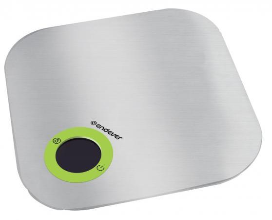 Весы кухонные ENDEVER Skyline KS-531 серебристый цена и фото