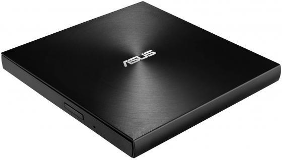 Внешний привод DVD±RW ASUS SDRW-08U9M-U/BLK/G/AS/P2G USB 2.0 черный Retail внешний привод dvd±rw lg gp70ns50 usb 2 0 серебристый retail