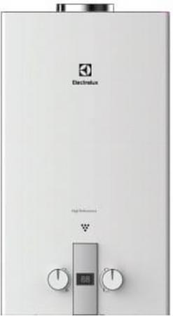 Колонка газовая Electrolux GWH 10 High Performace утюг electrolux edb 6150