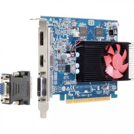 Видеокарта 4096Mb HP Radeon R7 450 PCI-E DVI DP HDMI Z9H52AA pci e to