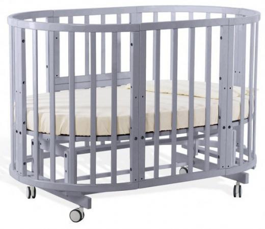 Кроватка-трансформер Nuovita Nido Magia (муссон) цена