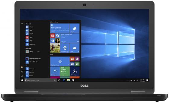 Ноутбук DELL Latitude 5580 15.6 1920x1080 Intel Core i5-6300U 1 Tb 8Gb Intel HD Graphics 520 черный Windows 10 Professional 5580-6171 free shipping new 13 3 lcd led screen display slim panel matrix lp133wh2 tla2 ltn133at16 for dell latitude e6320 e6330 wxga hd