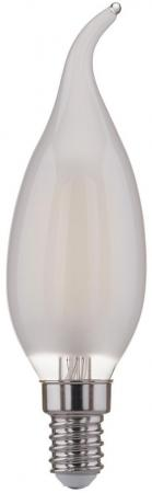 Лампа светодиодная свеча на ветру Elektrostandard BL112 E14 7W 4200K elektrostandard лампа светодиодная elektrostandard свеча прозрачная e14 5w 4200k 4690389085895