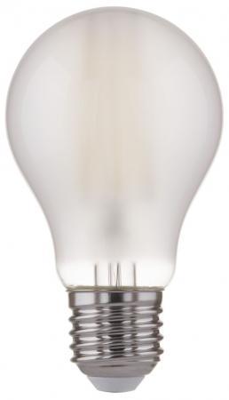 Лампа светодиодная Classic LED E27 12W 4200K груша матовая 4690389108358 elektrostandard лампа светодиодная elektrostandard classic led d 10w 4200k e27 4690389085543