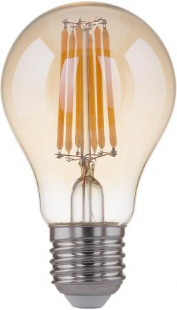 Лампа светодиодная груша Elektrostandard Classic F E27 8W 3300К 4690389108327 elektrostandard лампа светодиодная elektrostandard classic груша матовая e27 17w 3300k 4690389086007
