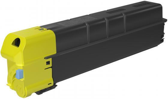 Картридж Kyocera TK-8725Y для Kyocera TASKalfa 7052ci/8052ci желтый 30000стр тонер картридж tk 8725y для taskalfa 7052ci taskalfa 8052ci