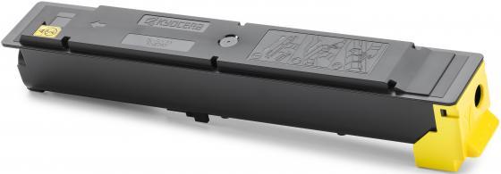 Картридж Kyocera TK-5205Y для Kyocera TASKalfa 356ci желтый 12000стр new original kyocera 302fb93220 belt transfer for km 8030 6030 ta620 820