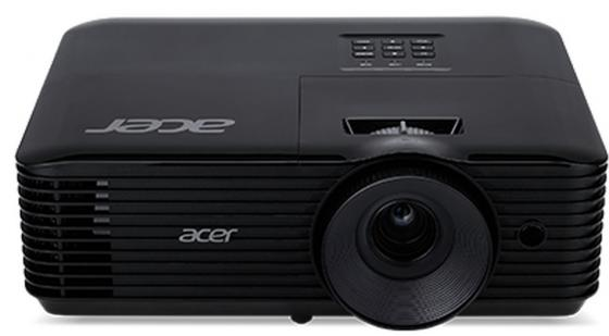 Проектор Acer X118 800x600 3600 люмен 20000:1 белый MR.JPZ11.001 проектор nec me361w 1280x800 3600 люмен 6000 1 белый