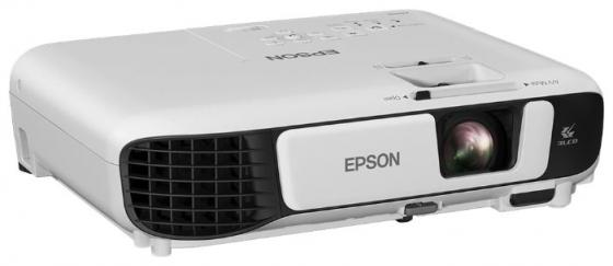 Проектор Epson EB-W42 1280x800 3600 люмен 15000:1 белый V11H845040 стоимость