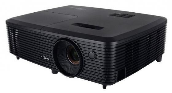 Фото - Проектор Optoma H183X 1280x800 3200 люмен 25000:1 черный 95.72H01GC2E проектор