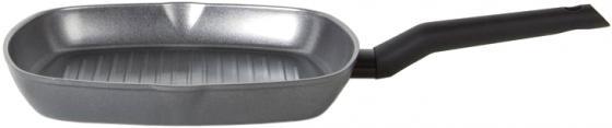 Сковородка-гриль TVS 4N502284010001 28 см алюминий сковородка гриль tvs ay502284010001 28 см алюминий