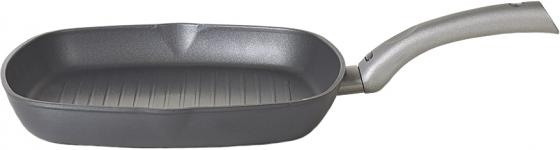 Сковородка-гриль TVS AY502284010001 28 см алюминий сковородка гриль tvs ay502284010001 28 см алюминий