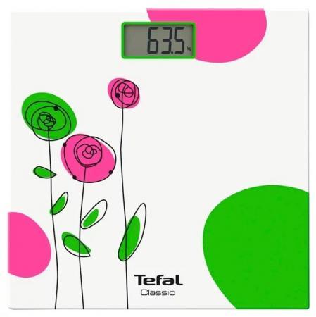 Весы напольные Tefal PP1146V0 рисунок весы напольные tefal pp1221v0 белый