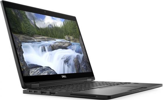"""Ноутбук DELL Latitude 7389 13.3"""" 1920x1080 Intel Core i5-7200U 256 Gb 8Gb Intel HD Graphics 620 черный Windows 10 Professional 7389-5540"""