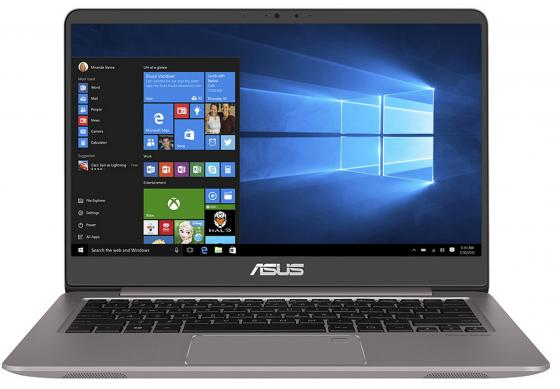 Ультрабук ASUS Zenbook UX410UF-GV008T 14 1920x1080 Intel Core i5-8250U 1 Tb 128 Gb 8Gb nVidia GeForce MX130 2048 Мб серый Windows 10 Home 90NB0HZ3-M00460 ультрабук asus zenbook ux310uq fc552t 13 3 1920x1080 intel core i5 7200u 500 gb 128 gb 8gb nvidia geforce gt 940mx 2048 мб серый черный windows 10 home