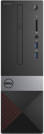 Фото Системный блок DELL Vostro 3268 SFF i5-7400 3.0GHz 4Gb 1Tb HD630 DVD-RW Linux клавиатура мышь черный 3268-4841 системный блок