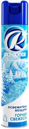 RIO ROYAL Освежитель воздуха Горная свежесть 300мл