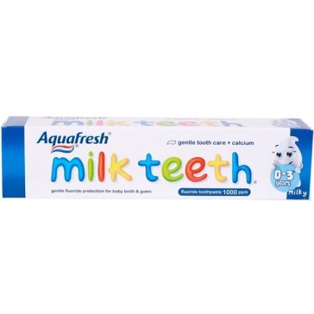 Зубная паста Aquafresh Мой первый зубик 50 мл PNS7075500 aquafresh зубная щетка детская мой первый зубик 0 2лет