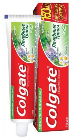 КОЛГЕЙТ Зубная паста Лечебные травы 150мл