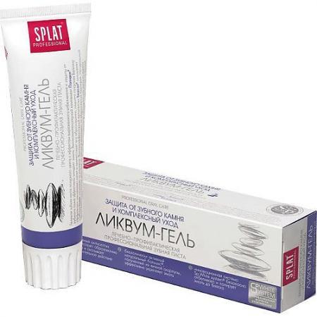 Зубная паста SPLAT Professional Ликвиум-гель 100 мл