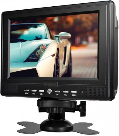 Автомобильный телевизор Digma DCL-720 7 черный автомобильный телевизор digma dcl 720 7 черный