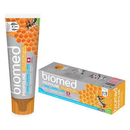Зубная паста Biomed Прополис 100 мл