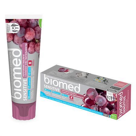 Зубная паста Biomed Сенситив 100 мл
