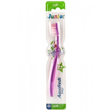 """Зубная щётка детская Aquafresh """"Мои большие зубки"""" P26RH0-E3013 гигиена полости рта aquafresh зубная паста мои большие зубки 50 мл"""