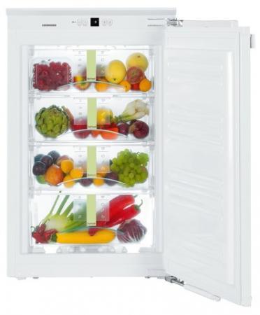 Холодильник Liebherr IB 1650 белый двухкамерный холодильник liebherr cuwb 3311
