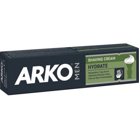 ARKO MEN Крем для бритья Hydrate 65г крем после бритья arko sensitive 50 мл