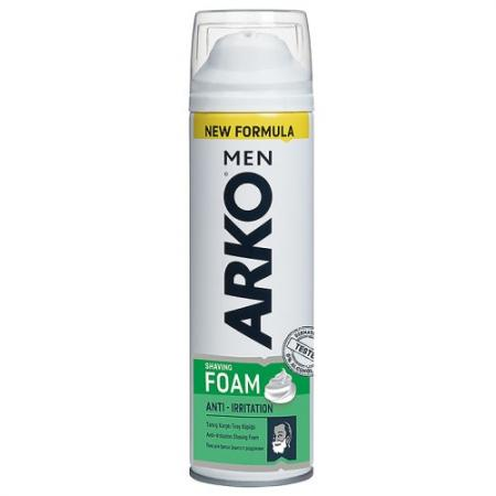 ARKO MEN Пена для бритья Anti-Irritation 200мл пена для бритья cool arko men 200 мл