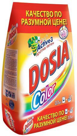 Стиральный порошок DOSIA Color 3.7кг 7504179 стиральный порошок deni дени детский 3 0кг