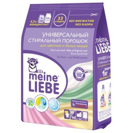 Стиральный порошок Meine Liebe ML31201 1кг meine liebe стиральный порошок для детского белья 1 кг