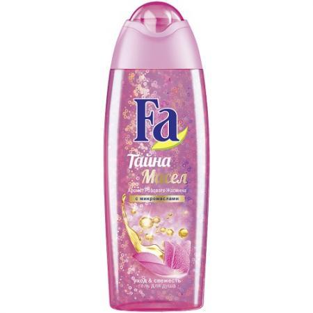 FA Крем-гель для душа Natural & Fresh Жасмин 250мл гель д душа fa медовый эликсир аромат белой гардении 250мл