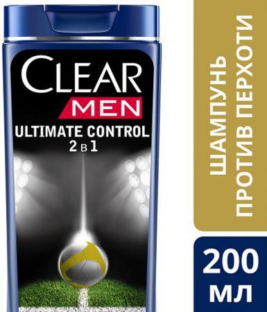 Шампунь Clear Ultimate contro 200 мл pediasure смесь со вкусом ванили с 12 месяцев 200 мл