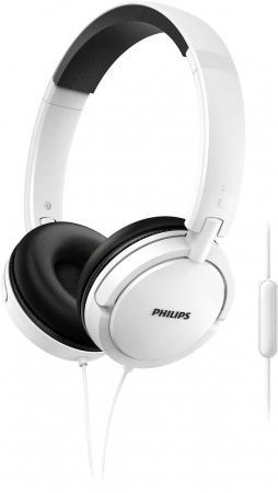 цена на Гарнитура Philips SHL5005WT белый