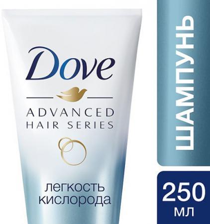 Шампунь Dove Легкость кислорода 250 мл недорого