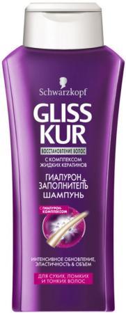 GLISS KUR Шампунь Гиалурон-заполнитель 400мл недорого