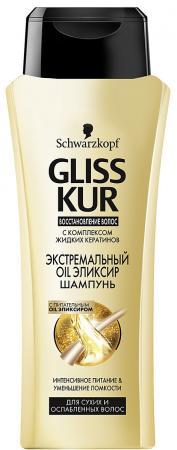 Шампунь Gliss Kur Экстремальный Oil Эликсир 400 мл