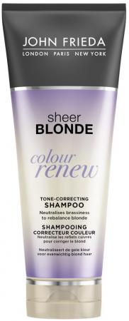Шампунь John Frieda Colour Renew 250 мл renew отбеливающий крем renew whitening depigmenting cream 1206050 50 мл