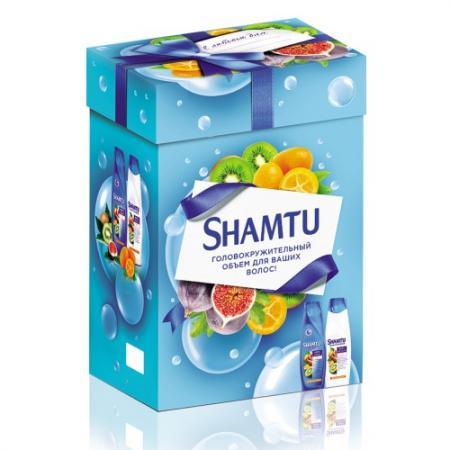 Набор Shamtu Экстракт фруктов подарочный цепочки charmelle цепочка nl 0763l nl 0763l