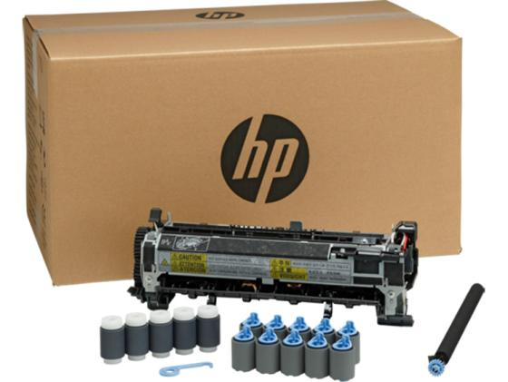 Комплект для обслуживания HP LaserJet, 220 В (F2G77A) new paper delivery tray assembly output paper tray rm1 6903 000 for hp laserjet hp 1102 1106 p1102 p1102w p1102s printer