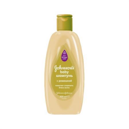 Шампунь Johnsons Baby 73997/86788 300 мл шампунь для волос мягкий для ежедневного применения шунгит 300 мл