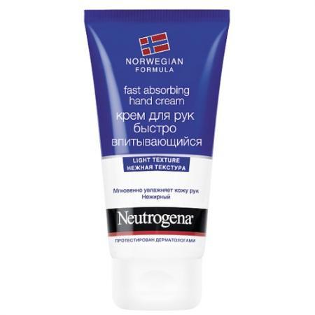 Крем для рук Neutrogena Норвежская Формула 75 мл 24 часа крем для рук neutrogena norwegeian formula без запаха