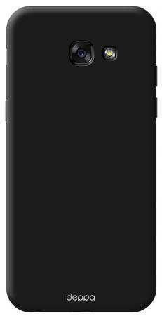 Чехол Deppa Air Case для Samsung Galaxy A5 2017 черный 83285 cute faerie pattern protective pu leather case cover stand for ipad air pink